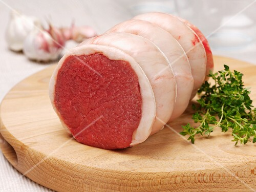 Beef fillet (rolled roast)