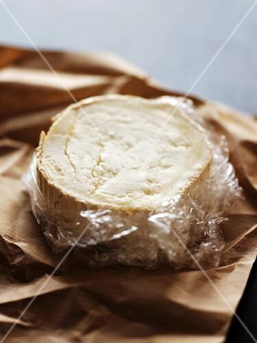 Torta del Casar; Spanish Sheep's Milk Cheese