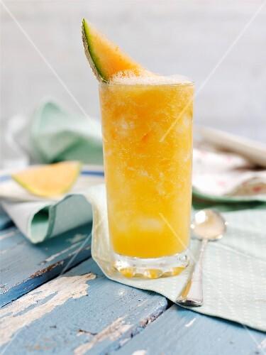 Passion fruit sparkler