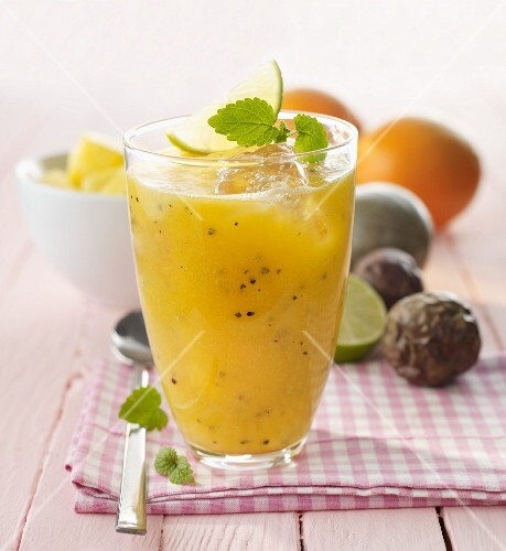 Exotic smoothie