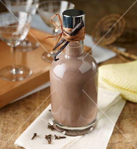 A spiced cream liqueur for winter