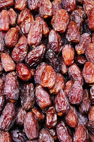 Dried dates (filling the image)
