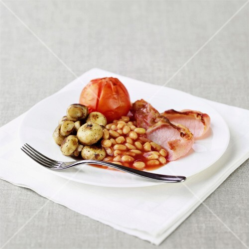 Low fat Cooked Breakfast