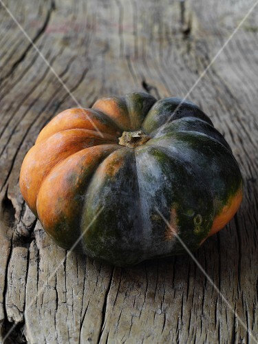 Iron Bar Pumpkin