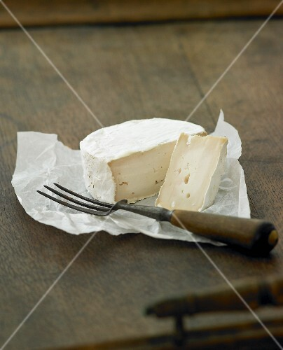 Soft Cheese Cows Milk and Old Fork