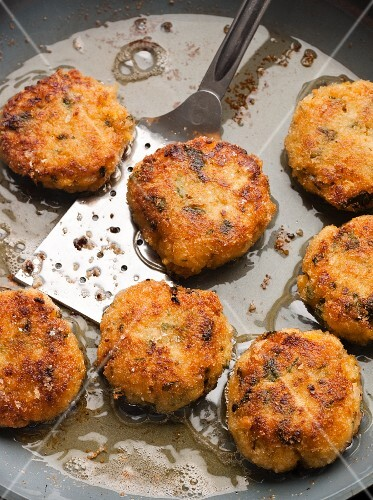 Spicy swede fritters