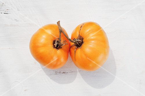Tomatoes of the variety 'Diva'
