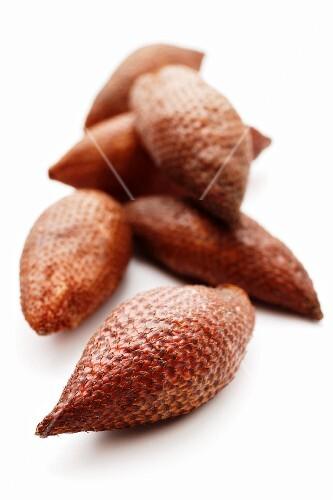 Several salak fruits