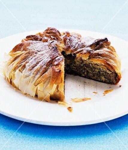 Ground-beef pie