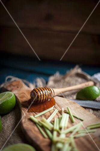Honey, Limes and Lemongrass