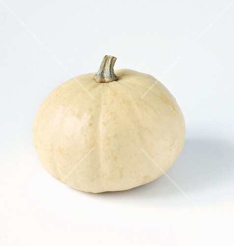 A yellow gourd