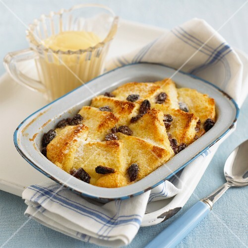 Bread and Butter pudding (England)