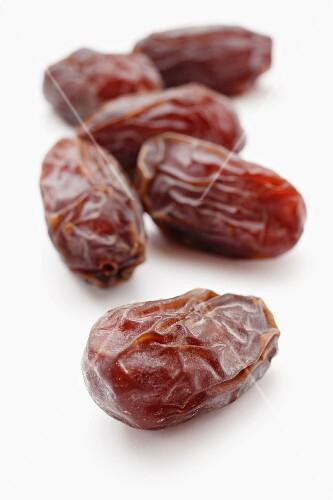 Medjool dates, dried