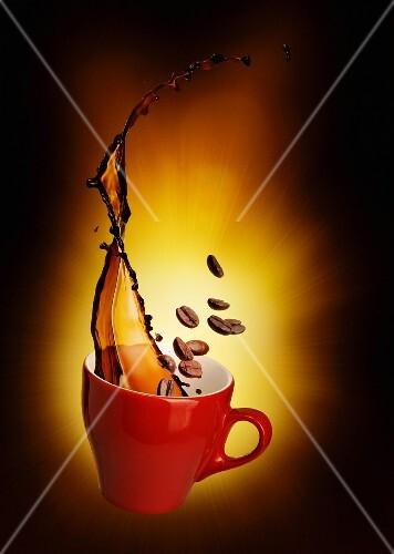 Flying espresso