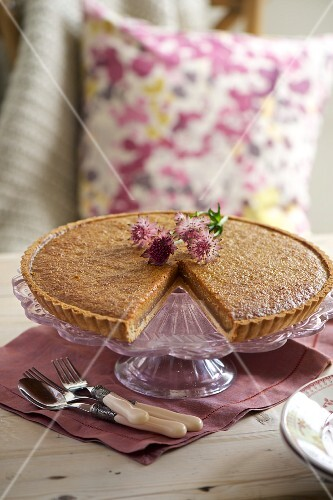 Treacle tart (UK)