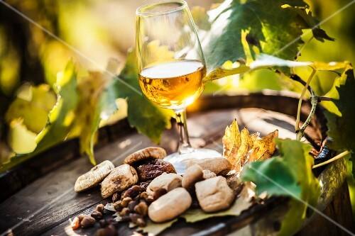 Passito di Pantelleria (dessert wine, Italy)