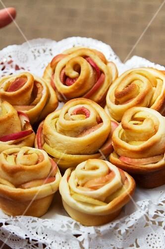 Apple whirls