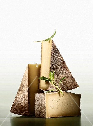 Engstlenalp and Tremola (types of Swiss cheese)