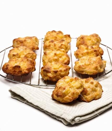 Potato cakes/ potato scones