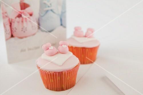 Christening celebration Cupcakes
