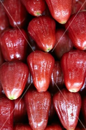 Java apples (close-up)