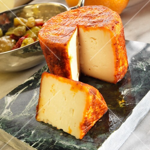 Saloio Toledo cheese from Spain