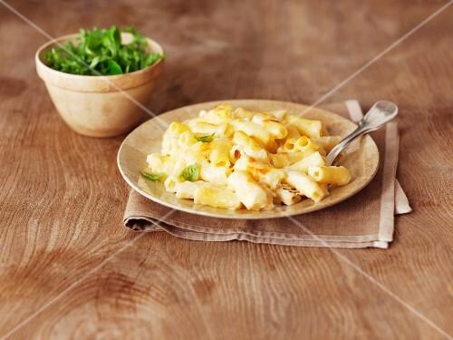 Macaroni and cheese (pasta dish, USA)