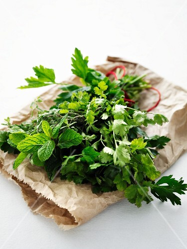 A bunch of herbs