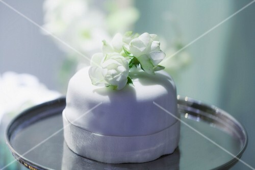 A Brazilian wedding cake