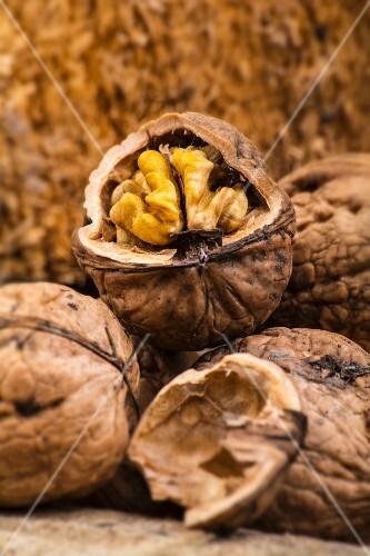 Walnuts (close-up)