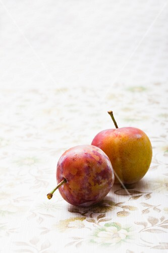 Two greengages