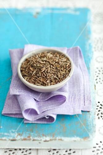 Fennel seeds (Foeniculum vulgare)
