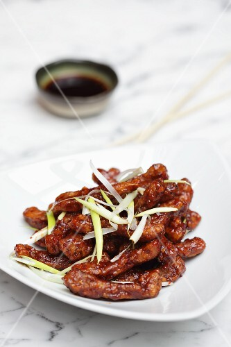 Sweet-and-sour chicken wings (Japan)