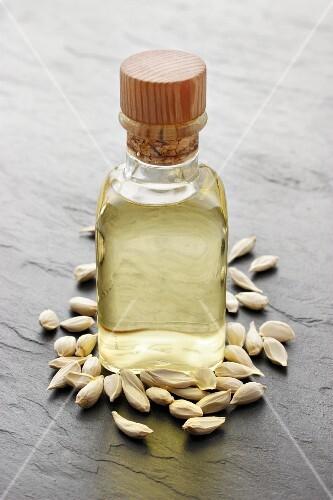 Orange seed oil