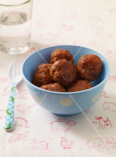 Meatballs for children