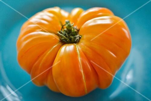 A pineapple tomato