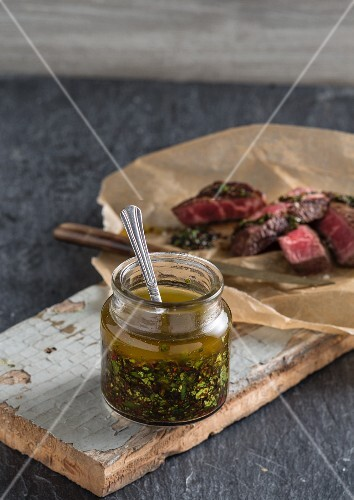 Chimichurri – ideal for grilled meats