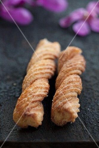 Churros (deep-fried Spanish pastries)