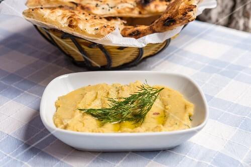 Fava (Turkish broad bean paste)