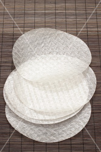 Rice paper from Vietnam