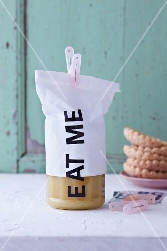 Eat me - Lemon Curd als Geschenk