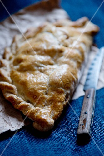 A Cornish pasty from England