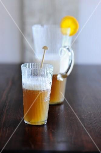 Florida beer cocktail