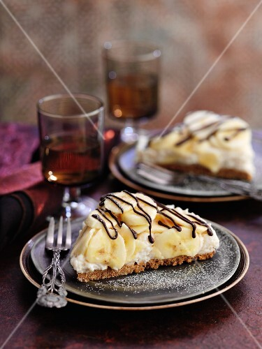 Banoffee pie (England)