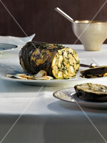 Napkin dumplings with chard