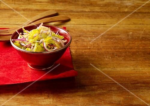 Aromatic pickled vegetables