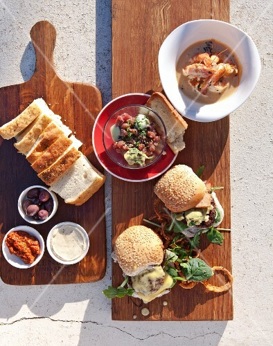 Spanish-style tapas 'Bistro Sixteen82', Hotel Steenberg, Cape Town