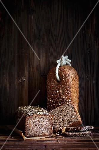 Wholemeal rye bread from Rügen