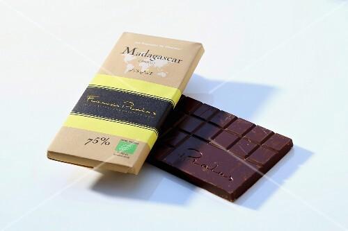 A bar of chocolate (Pralus)