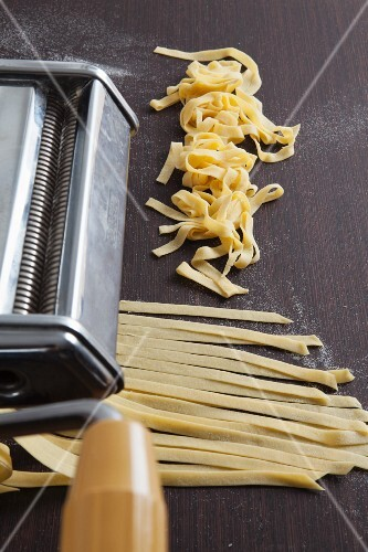 Freshly Made Fettuccine
